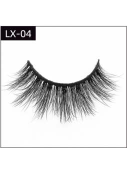Fluffy cute 3D Mink lashes