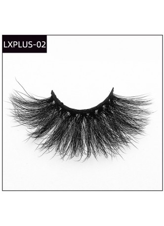 Natural Fluffy 5D Mink lashes