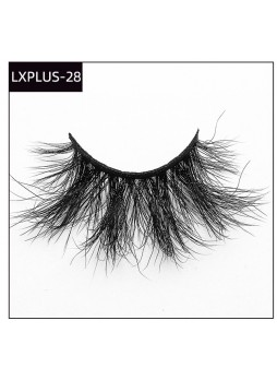 Dramatic Vivid 5D Mink lashes